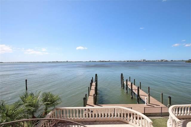6108 Kipps Colony Drive W, Gulfport, FL 33707 (MLS #U8121146) :: Team Bohannon Keller Williams, Tampa Properties