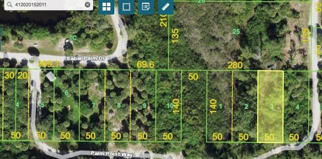 BLOCK 2 LOT 3 Palm Point Way, Placida, FL 33946 (MLS #U8121150) :: The BRC Group, LLC