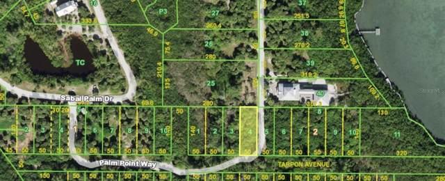 BLOCK 2 LOT 4 Palm Point Way, Placida, FL 33946 (MLS #U8121163) :: The BRC Group, LLC