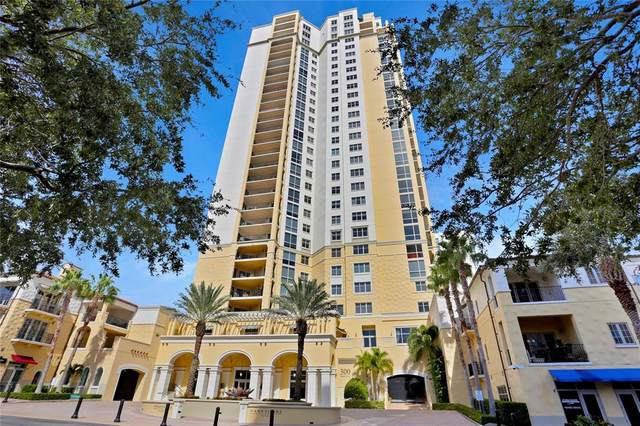 300 Beach Drive NE #402, St Petersburg, FL 33701 (MLS #U8121234) :: Coldwell Banker Vanguard Realty