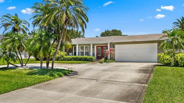 293 Monte Cristo Boulevard, Tierra Verde, FL 33715 (MLS #U8121247) :: Team Borham at Keller Williams Realty