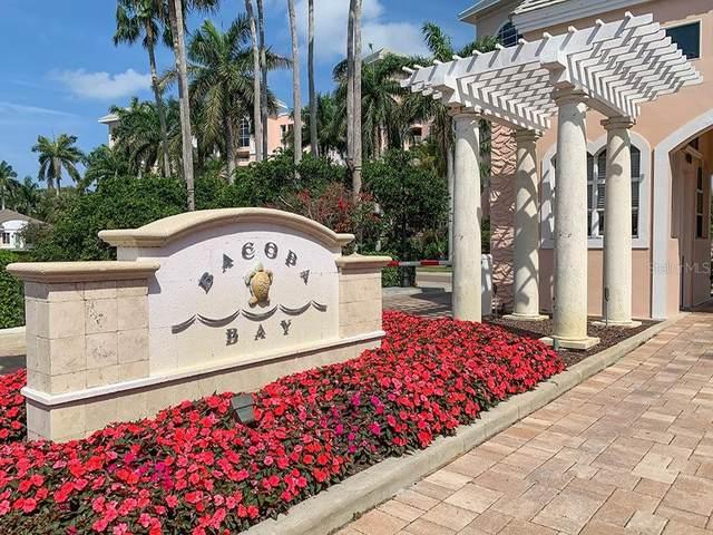 4993 Bacopa Lane S #104, St Petersburg, FL 33715 (MLS #U8121336) :: Gate Arty & the Group - Keller Williams Realty Smart