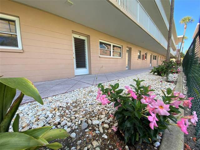 6201 2ND Street E #72, St Pete Beach, FL 33706 (MLS #U8121403) :: Visionary Properties Inc