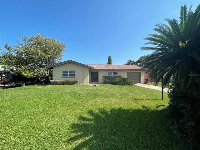 1410 Sunset Road, Tarpon Springs, FL 34689 (MLS #U8121408) :: Team Borham at Keller Williams Realty