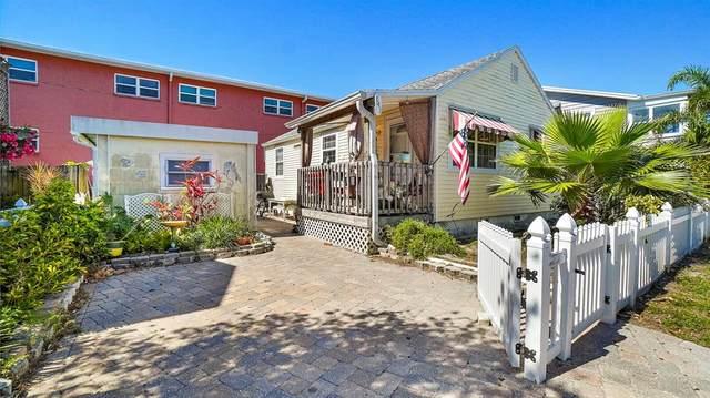 141 85TH Avenue, Treasure Island, FL 33706 (MLS #U8121516) :: Team Borham at Keller Williams Realty