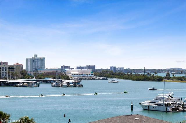501 Mandalay Avenue #507, Clearwater, FL 33767 (MLS #U8121539) :: Visionary Properties Inc