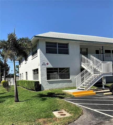 5347 81ST Lane N #14, St Petersburg, FL 33709 (MLS #U8121549) :: Sarasota Property Group at NextHome Excellence