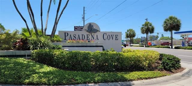 1328 Pasadena Avenue S #201, South Pasadena, FL 33707 (MLS #U8121577) :: Heckler Realty