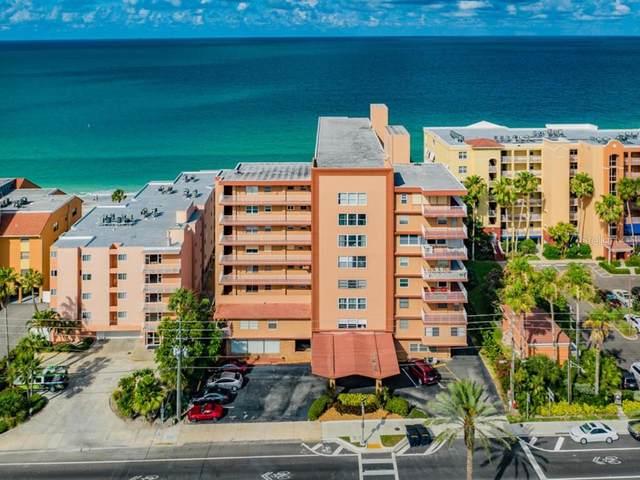 16400 Gulf Boulevard #702, North Redington Beach, FL 33708 (MLS #U8121623) :: Coldwell Banker Vanguard Realty