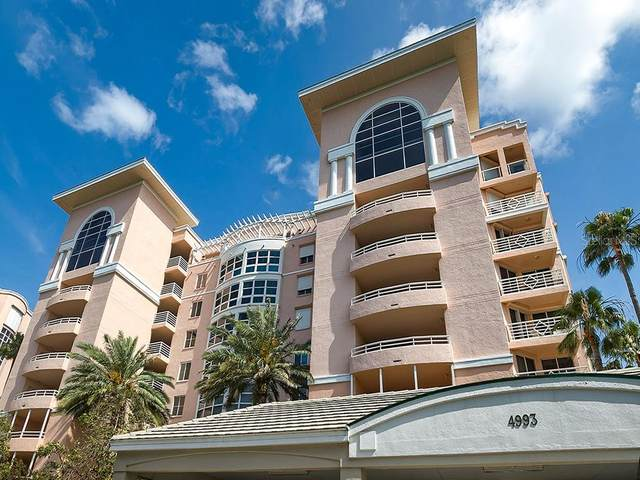 4993 Bacopa Lane #304, St Petersburg, FL 33715 (MLS #U8121684) :: The Duncan Duo Team