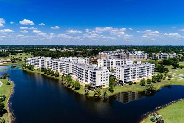 1200 Country Club Drive #1306, Largo, FL 33771 (MLS #U8121707) :: Medway Realty