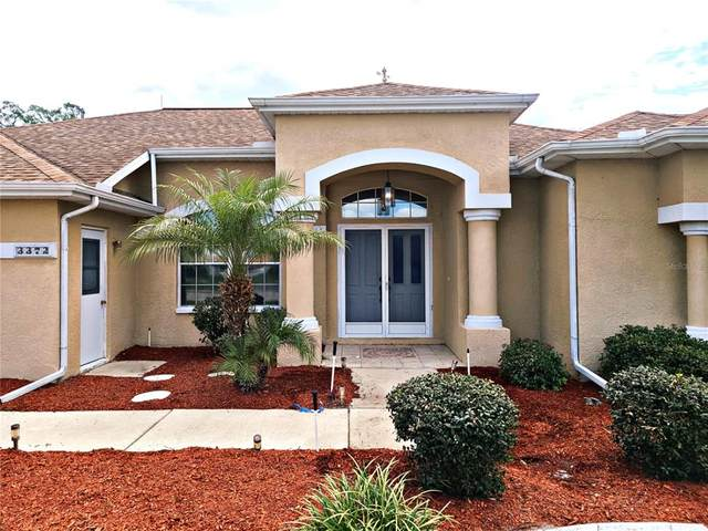 3372 St Ives Boulevard, Spring Hill, FL 34609 (MLS #U8121771) :: Realty One Group Skyline / The Rose Team