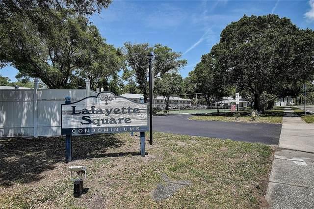 101 Lake Ave Ne #123, Largo, FL 33771 (MLS #U8121813) :: Medway Realty