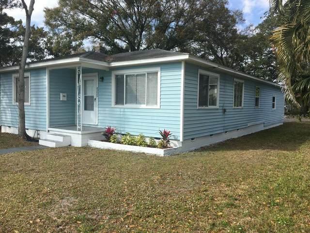 4355 2ND Avenue S, St Petersburg, FL 33711 (MLS #U8121837) :: Frankenstein Home Team