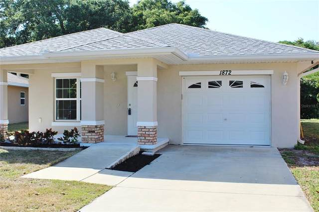 1872 Fuller Drive, Clearwater, FL 33755 (MLS #U8121927) :: SunCoast Home Experts