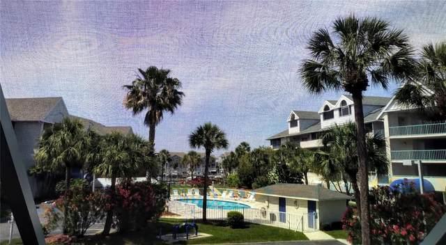 5557 Sea Forest Drive #114, New Port Richey, FL 34652 (MLS #U8121934) :: Premier Home Experts