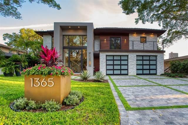 1365 Brightwaters Boulevard NE, St Petersburg, FL 33704 (MLS #U8121941) :: Lockhart & Walseth Team, Realtors