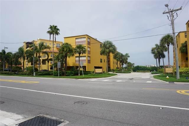 10301 Gulf Boulevard #202, Treasure Island, FL 33706 (MLS #U8121974) :: Heckler Realty