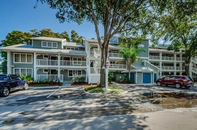 2577 Dolly Bay Drive #307, Palm Harbor, FL 34684 (MLS #U8122059) :: Team Borham at Keller Williams Realty