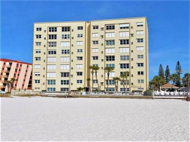 5000 Gulf Boulevard #101, St Pete Beach, FL 33706 (MLS #U8122095) :: Gate Arty & the Group - Keller Williams Realty Smart