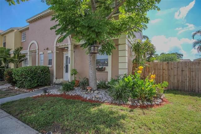 1509 Chateaux De Ville Court, Clearwater, FL 33764 (MLS #U8122140) :: RE/MAX Local Expert