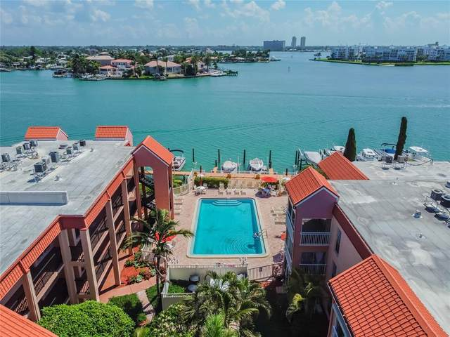 8911 Blind Pass Road #223, St Pete Beach, FL 33706 (MLS #U8122156) :: Premier Home Experts