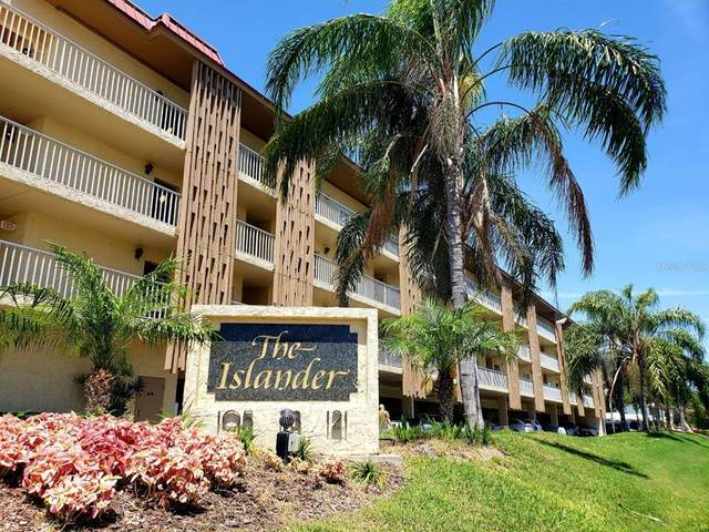 113 Island Way #233, Clearwater, FL 33767 (MLS #U8122194) :: The Brenda Wade Team