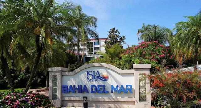 6294 Bahia Del Mar Circle #212, St Petersburg, FL 33715 (MLS #U8122195) :: Team Borham at Keller Williams Realty