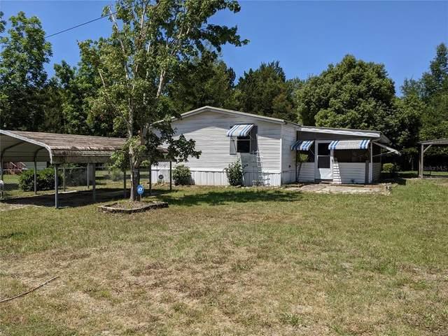 19836 SE 111TH Avenue, Inglis, FL 34449 (MLS #U8122312) :: Gate Arty & the Group - Keller Williams Realty Smart