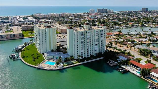 420 64TH Avenue #905, St Pete Beach, FL 33706 (MLS #U8122335) :: Visionary Properties Inc