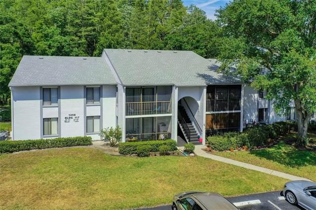 1258 Pine Ridge Circle W A2, Tarpon Springs, FL 34688 (MLS #U8122378) :: Coldwell Banker Vanguard Realty