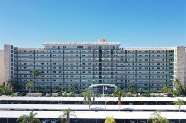 6020 Shore Boulevard S #308, Gulfport, FL 33707 (MLS #U8122394) :: Coldwell Banker Vanguard Realty