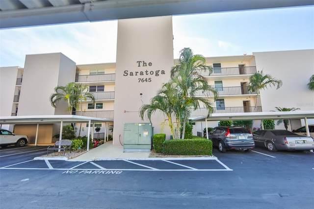 7645 Sun Island Drive S #201, South Pasadena, FL 33707 (MLS #U8122400) :: CENTURY 21 OneBlue