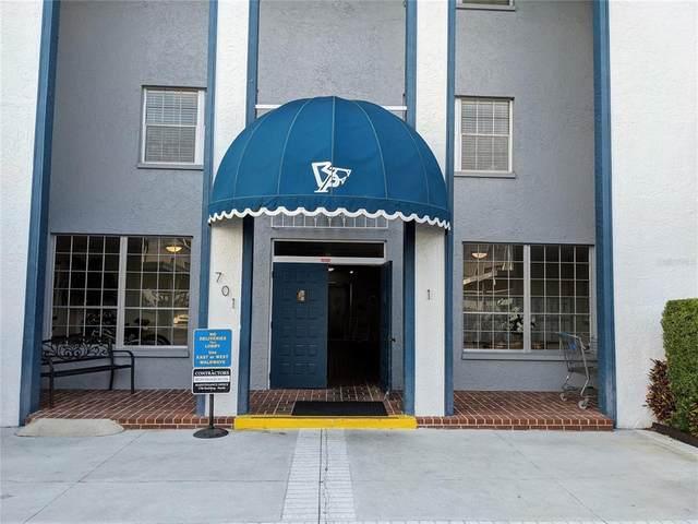 701 Poinsettia Road #216, Belleair, FL 33756 (MLS #U8122411) :: Realty One Group Skyline / The Rose Team