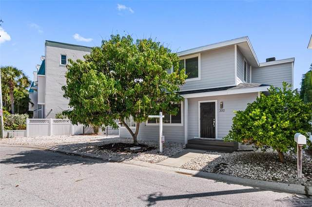 300 Bay Plaza, Treasure Island, FL 33706 (MLS #U8122436) :: Lockhart & Walseth Team, Realtors