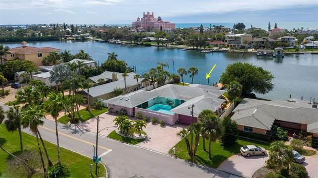 3730 Belle Vista Drive, St Pete Beach, FL 33706 (MLS #U8122449) :: Lockhart & Walseth Team, Realtors