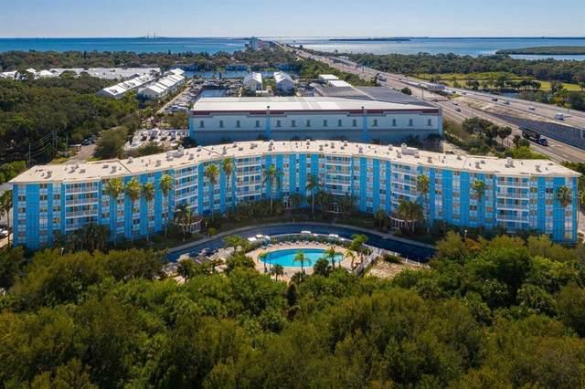 3315 58TH Avenue S #110, St Petersburg, FL 33712 (MLS #U8122465) :: Coldwell Banker Vanguard Realty
