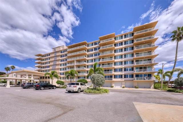 223 Island Way 3B, Clearwater Beach, FL 33767 (MLS #U8122479) :: Realty Executives in The Villages