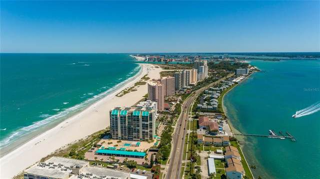 1380 Gulf Boulevard #1205, Clearwater, FL 33767 (MLS #U8122495) :: Visionary Properties Inc