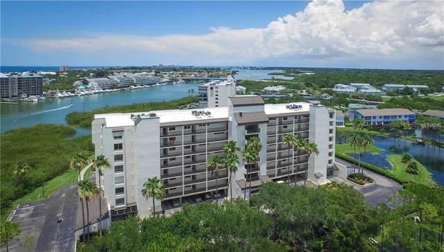 11590 Shipwatch Drive #647, Largo, FL 33774 (MLS #U8122514) :: The Nathan Bangs Group