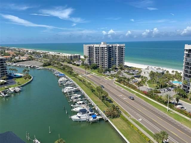 1621 Gulf Boulevard #1502, Clearwater, FL 33767 (MLS #U8122533) :: Griffin Group