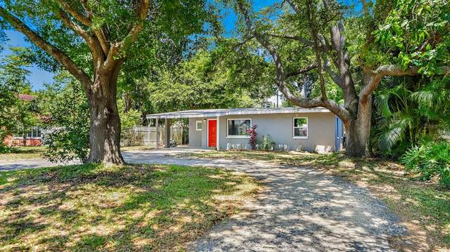 1118 59TH Street S, Gulfport, FL 33707 (MLS #U8122574) :: Gate Arty & the Group - Keller Williams Realty Smart