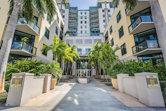 400 4TH Avenue S #507, St Petersburg, FL 33701 (MLS #U8122639) :: The Heidi Schrock Team