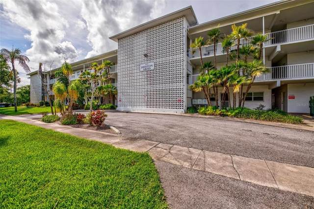 5155 9TH Avenue N #302, St Petersburg, FL 33710 (MLS #U8122650) :: Sarasota Property Group at NextHome Excellence