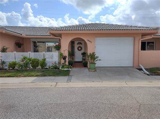 10467 Larchmont Place N #2, Pinellas Park, FL 33782 (MLS #U8122661) :: Realty Executives in The Villages