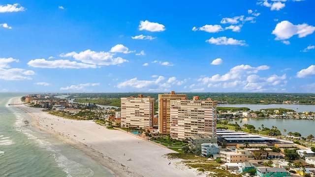 17900 Gulf Boulevard 10F, Redington Shores, FL 33708 (MLS #U8122673) :: EXIT King Realty