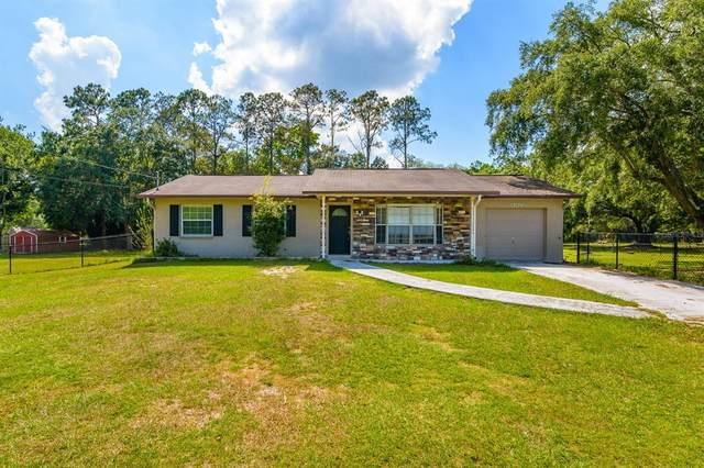 6062 Country Club Road, Wesley Chapel, FL 33544 (MLS #U8122685) :: Gate Arty & the Group - Keller Williams Realty Smart