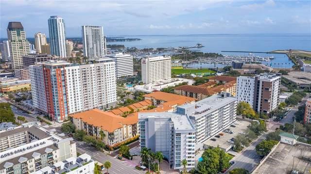 470 3RD Street S #815, St Petersburg, FL 33701 (MLS #U8122710) :: Bob Paulson with Vylla Home