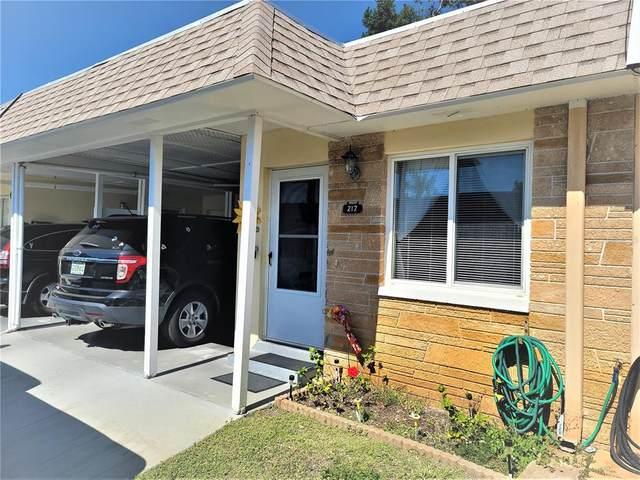 217 Skyloch Drive E #4, Dunedin, FL 34698 (MLS #U8122720) :: RE/MAX Marketing Specialists