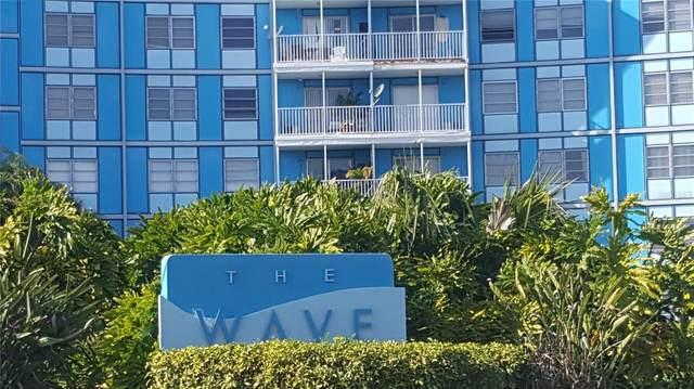 3315 58TH Avenue S #308, St Petersburg, FL 33712 (MLS #U8122749) :: Coldwell Banker Vanguard Realty